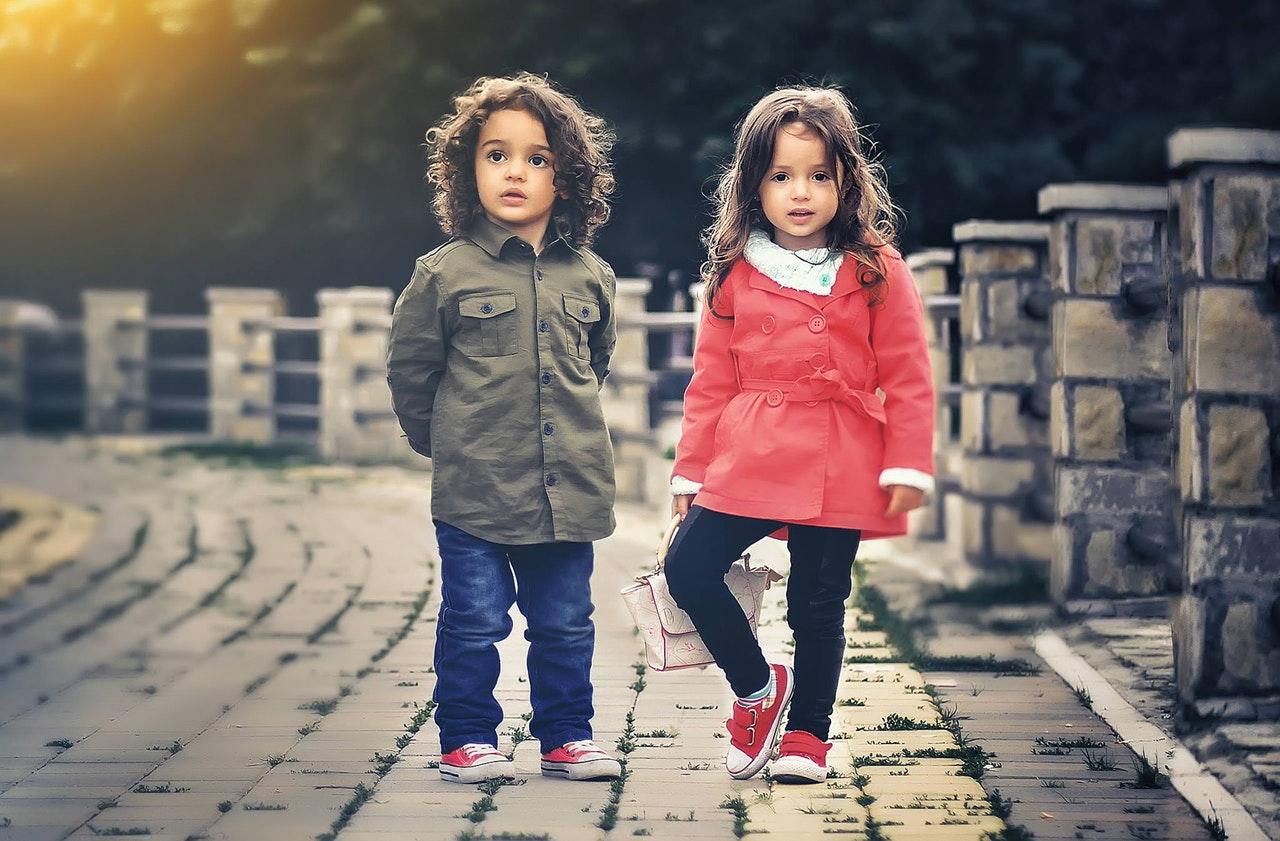 Børnetøj er et marked i vækst